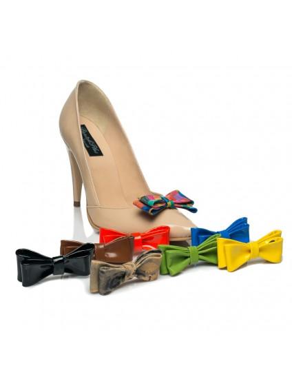 Pantofi Dama piele M2 Fundita detasabile