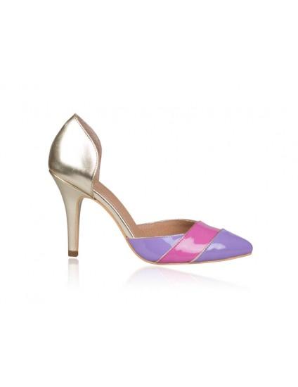 Pantofi Stiletto piele N22 - orice  culoare