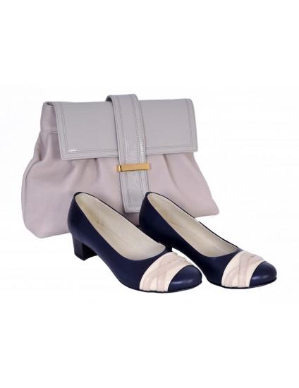 Pantofi Office 1 din piele naturala, disponibili pe orice culoare