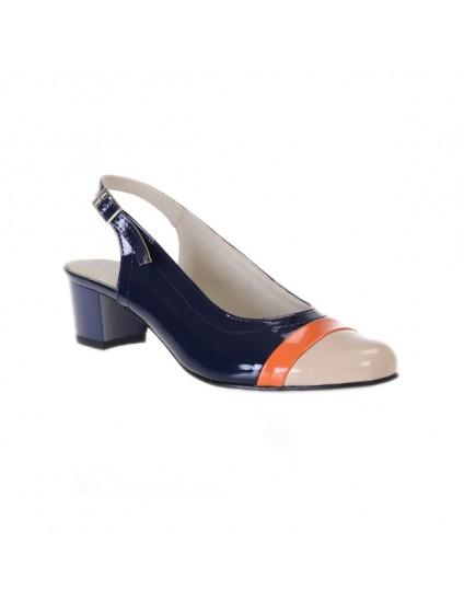 Pantofi piele naturala Office Madame, disponibili pe orice culoare