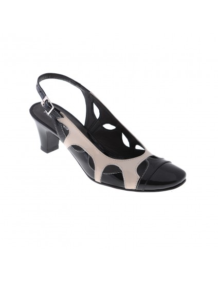 Pantofi Mira piele naturala, disponibilii pe orice culoare