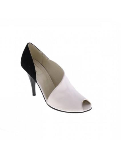 Pantofi Lili din piele naturala,disponibili pe orice combinatie de culori