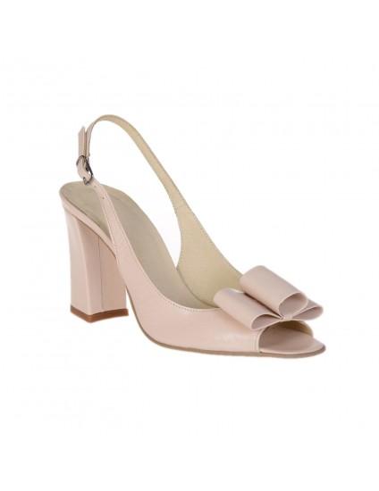 Sandale din piele Chic madame2 - disponibile pe orice culoare