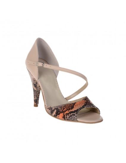 Sandale piele naturala Classy -  Orice culoare