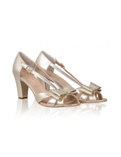 Sandale Dama Piele Naturala N22  - orice culoare