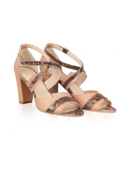 Sandale Dama Piele Naturala N3  - orice culoare