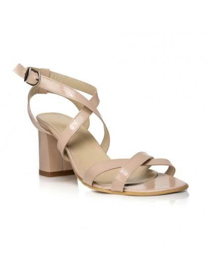 Sandale dama piele Casual Nude C4 - orice culoare