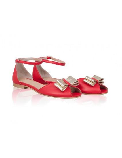 Sandale Dama Piele Naturala N23  - orice culoare