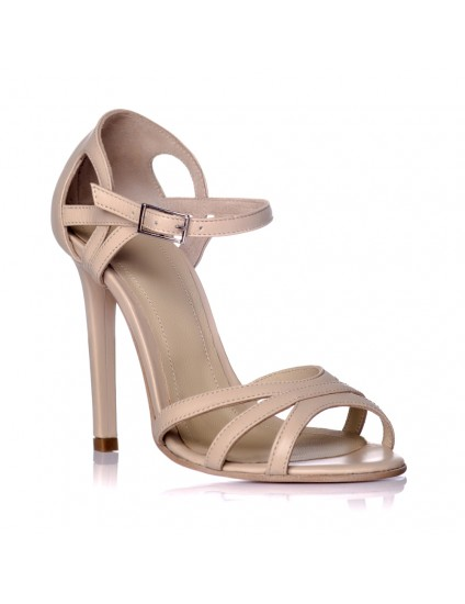 Sandale dama piele Diva nude F4 - orice culoare