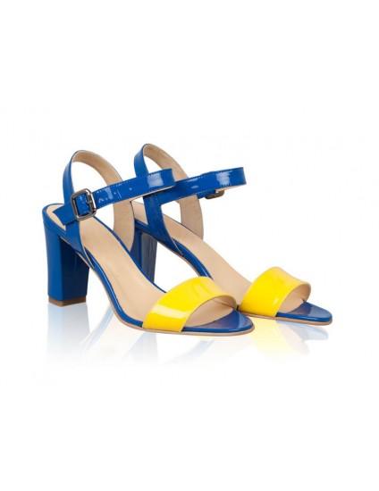 Sandale Dama Piele Naturala N18  - orice culoare