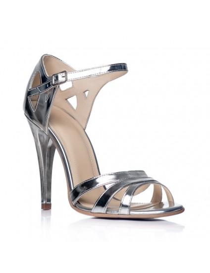 Sandale dama piele Diva Lac Nude F4 - pe stoc