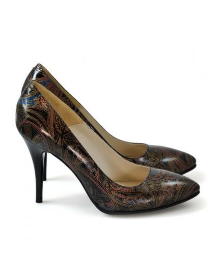 Pantofi Dama D43 Piele Naturala - orice culoare