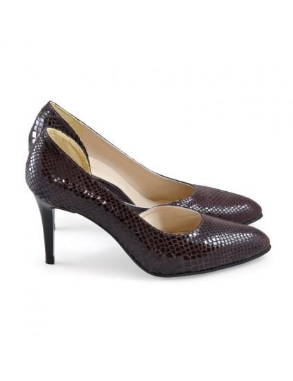 Pantofi Dama D80 Piele Naturala - orice culoare