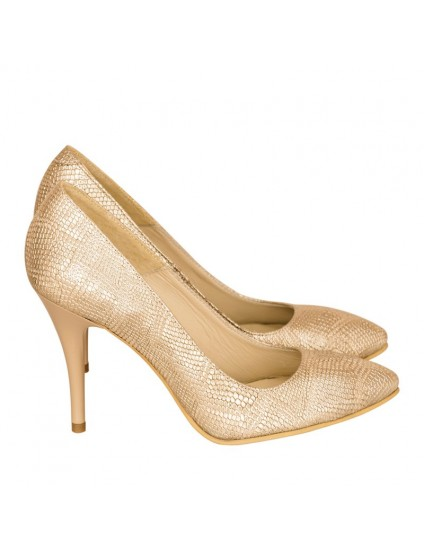 Pantofi Dama D66 Piele Naturala - orice culoare