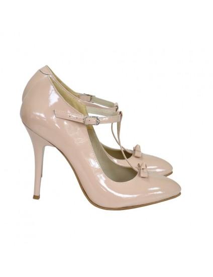 Pantofi Dama Piele Stiletto DM23 - orice culoare