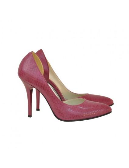 Pantofi Dama Piele Stiletto DM13 - orice culoare