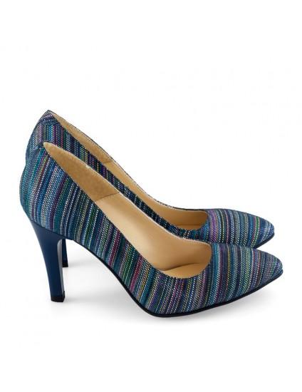 Pantofi Dama Stiletto Piele Dungute D17