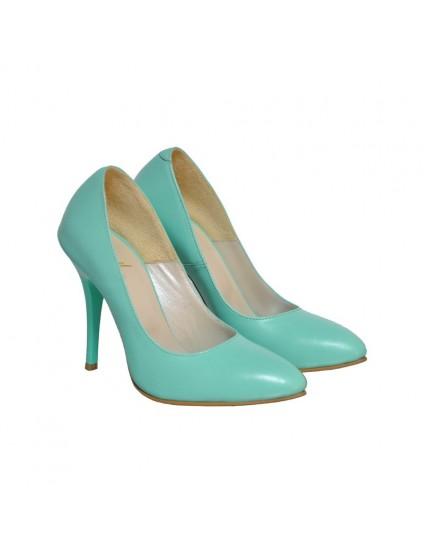 Pantofi Dama Piele Stiletto DM14 - orice culoare