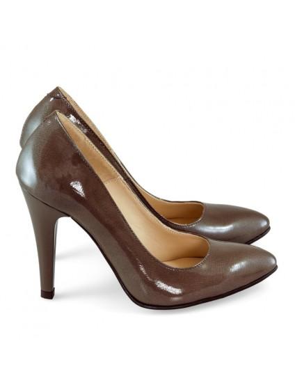 Pantofi Dama Stiletto Piele Presaj D17- orice culoare