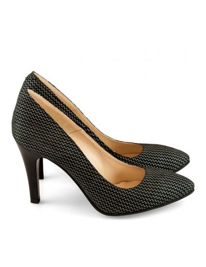 Pantofi Dama Stiletto Piele Model D17