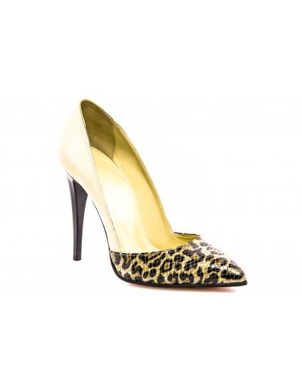 Pantofi Stiletto I1 Animal Print - orice culoare
