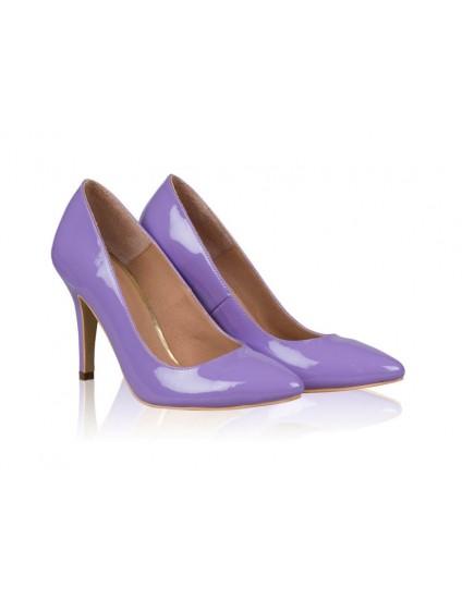 Pantofi stiletto piele Lila N7 - orice  culoare