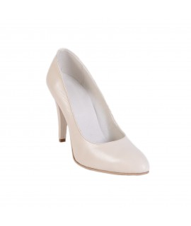 Pantofi Stiletto piele naturala Fem - disponibili pe orice culoare