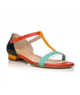 Sandale dama talpa joasa Daily F1 - orice culoare