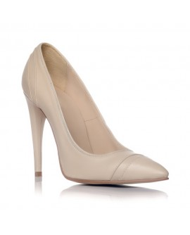 Pantofi Stiletto Fashion Nude I2  - orice culoare