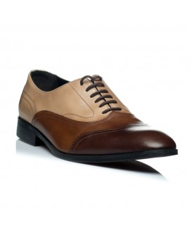 Pantofi piele barbati color Filip