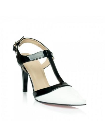 Sandale dama piele Venus Negru C2 - orice culoare