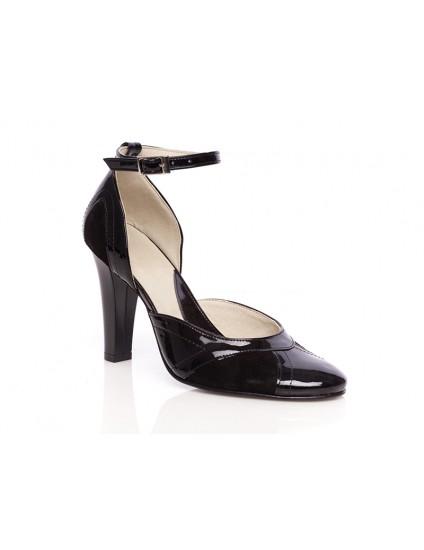 Pantofi dama piele P30 Negru - orice culoare