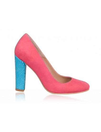 Pantofi dama piele N3 - orice  culoare