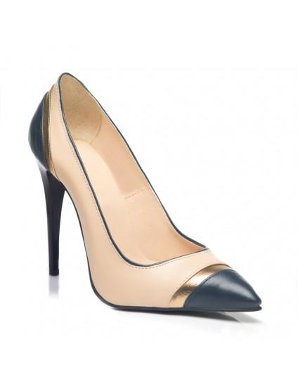 Pantofi Stiletto Fashion Nude I1  - orice culoare