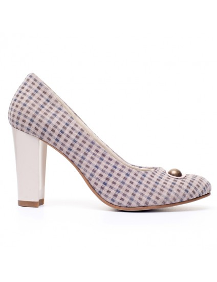 Pantofi dama piele Model  V15 - orice culoare