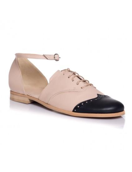 Pantofi Talpa Joasa Style I3 Negru - orice culoare