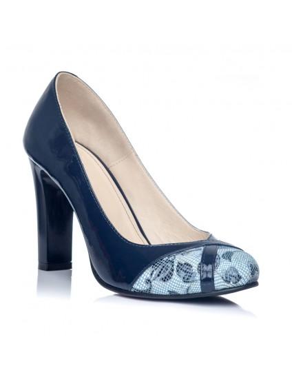 Pantofi Dama Piele L16 - orice culoare