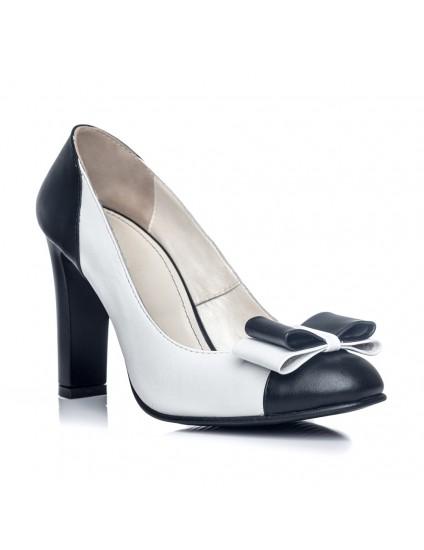 Pantofi Dama Piele L23 - orice culoare