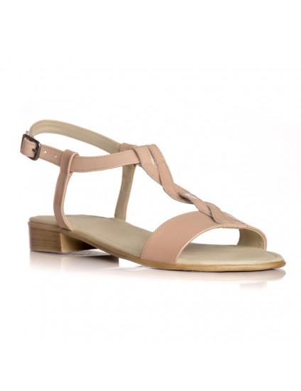 Sandale dama din piele Gloria V5 - Orice culoare