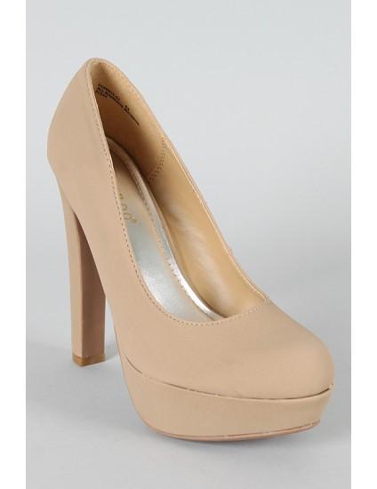 Pantofi LORICON bej