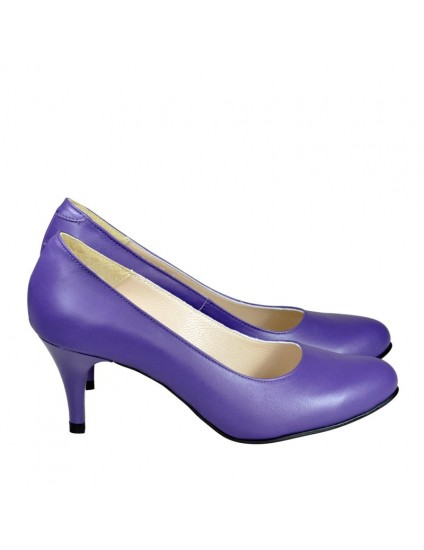 Pantofi Dama D93 Piele Naturala - orice culoare