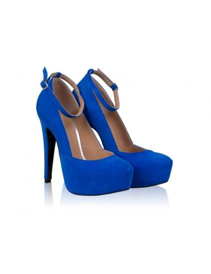 Pantofi Dama Piele N61 - orice culoare