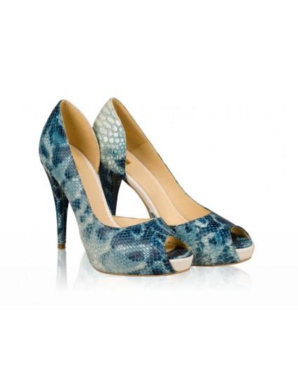 Pantofi Dama Piele N57 - orice culoare