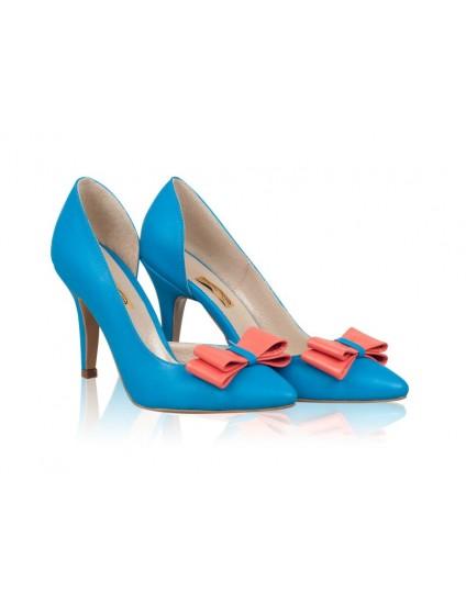 Pantofi Piele naturala N24 - orice culoare