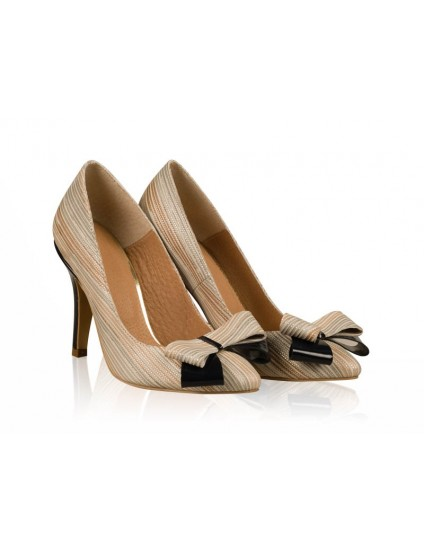 Pantofi Stiletto Piele Dungi Funda Chic N20 - orice culoare