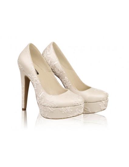 Pantofi mireasa N47 Pure Angel - orice culoare
