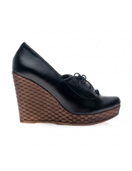 Pantofi piele cu platforma Roro V3 - orice culoare