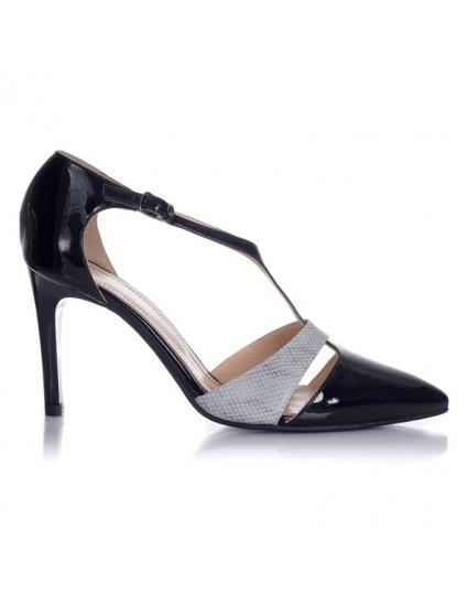 Pantofi Stiletto piele Coquette  F4 - orice culoare