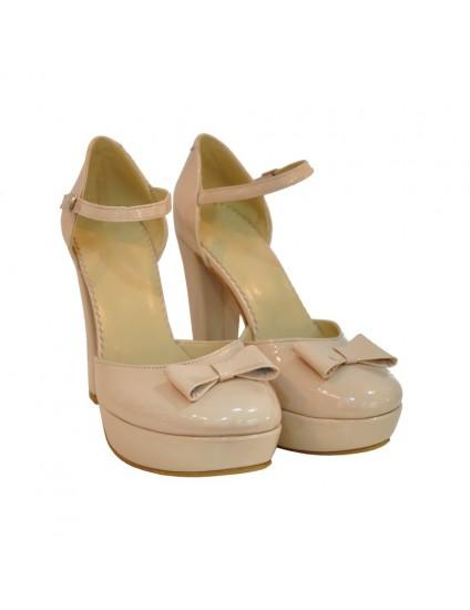Pantofi Dama D135 Piele Naturala - orice culoare