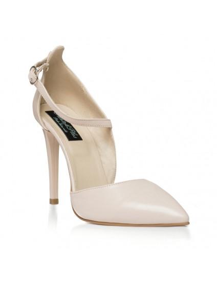 Pantofi Stiletto Clara C14 Nude  - orice culoare